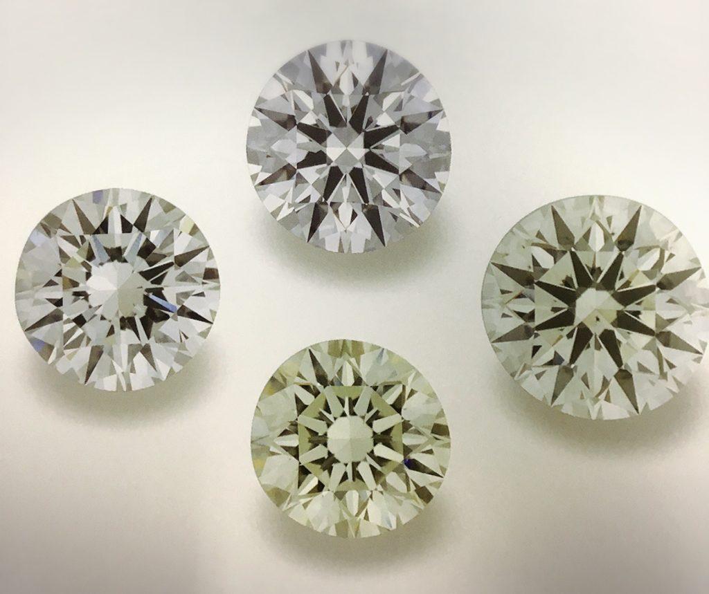 模造ダイヤ💎簡単な見分け方「札幌の宝石(ジュエリー)買取専門店」