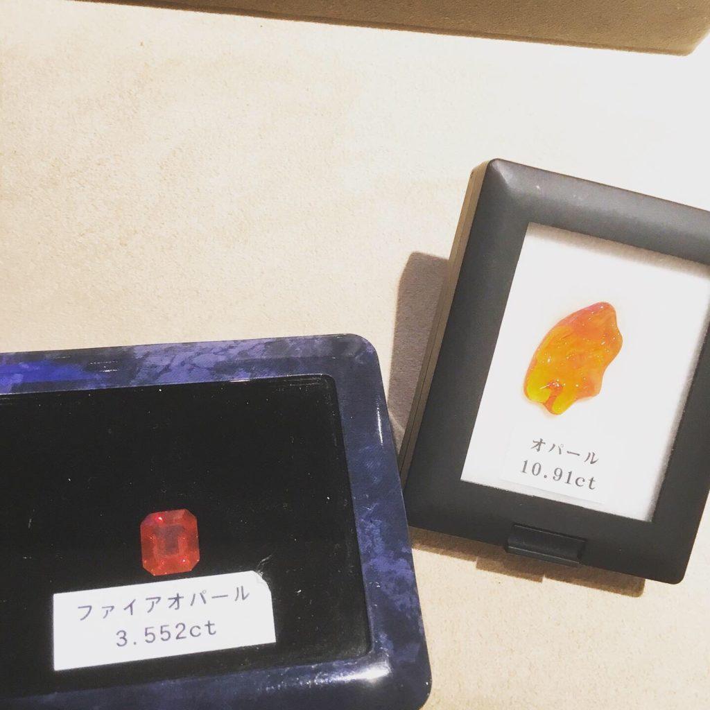 オパールについて「札幌の宝石(ジュェリー)買取専門店」
